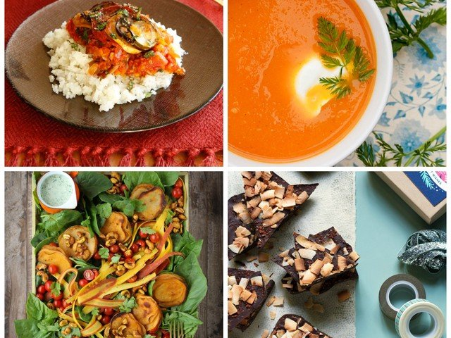 Vegan Recipes for Passover