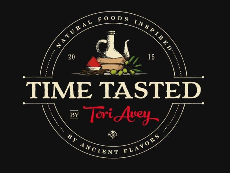 Time Tasted by Tori Avey - Natural Foods Inspired by Ancient Flavors