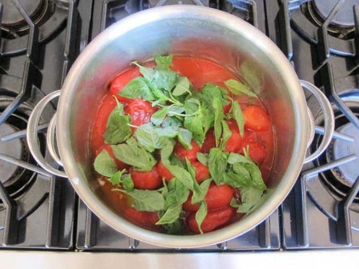 Audrey Hepburn's Favorite Recipe - Spaghetti al Pomodoro