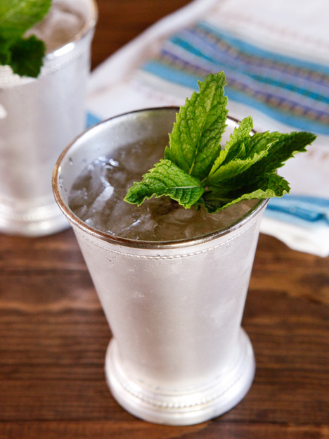 History of the Mint Julep