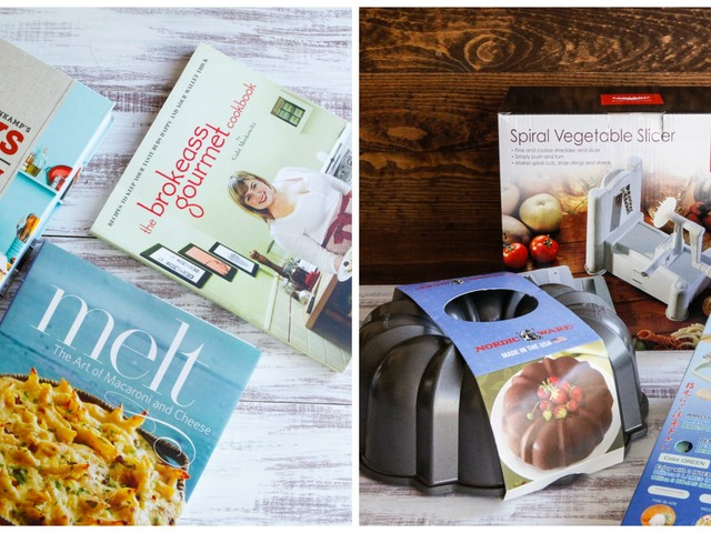 Tori's Friday Favorites - Passover Potluck Giveaway