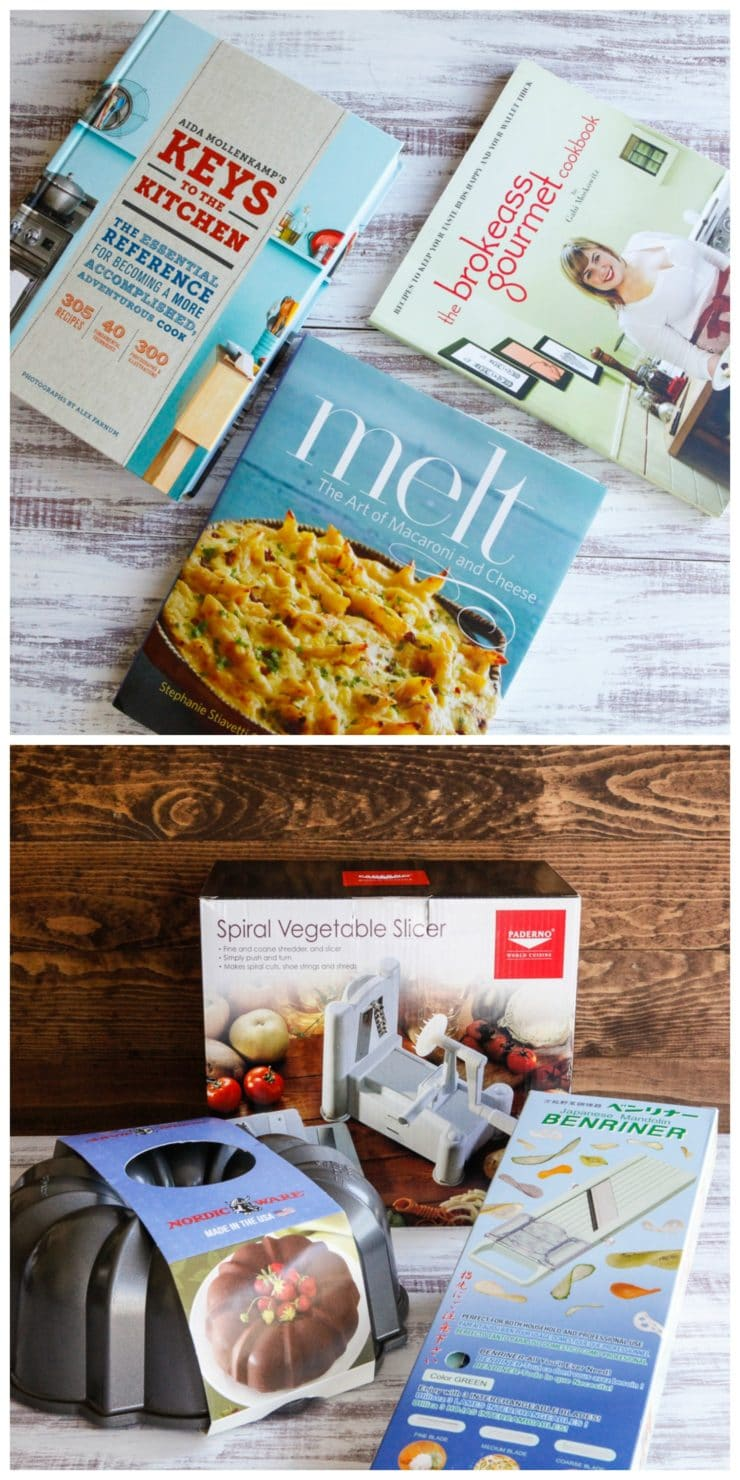 Tori's Friday Favorites - Passover Potluck Giveaway. Comment to win! #PassoverPotluck