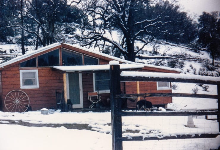 Long Gulch Ranch - Renny Avey, retired Cal Poly agriculture professor, shares what it was like growing up on Long Gulch Ranch in the Sierra Nevada mountains near Yosemite
