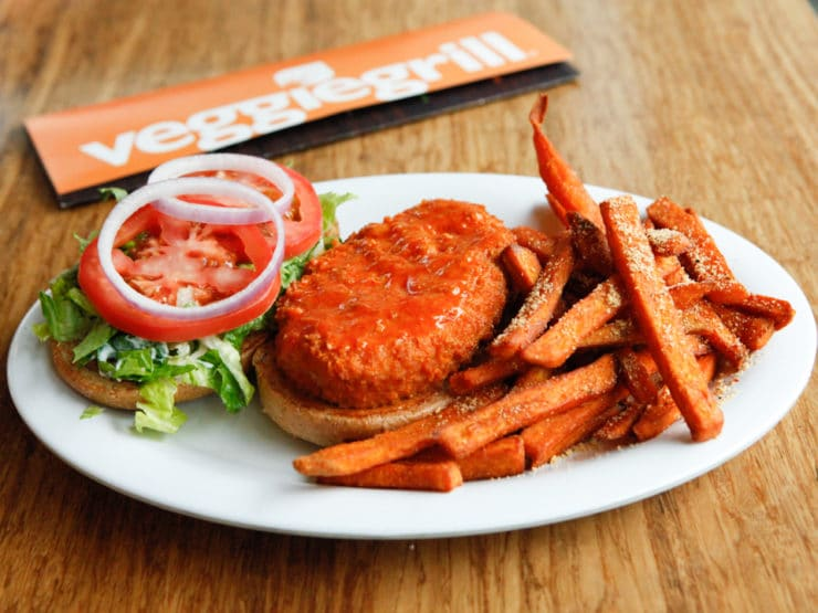 Veggie Grill Spring Menu Tasting and $100 Gift Card Giveaway - Embracing a Veggie Positive Lifestyle with Seasonal Spring Menu Offerings @VeggieGrill!