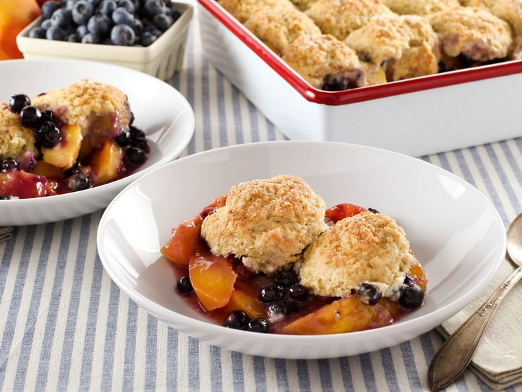 Drop Biscuit Cobbler
