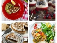 30 Recipes for Fourth of July Weekend – Tasty, healthy and inspiring recipes to keep your guests happy all weekend long!