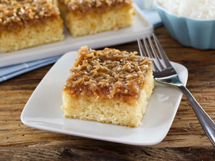 Lazy Daisy Cake Icing Recipe