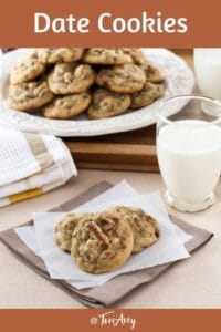 Date Cookies Pinterest Pin on ToriAvey.com