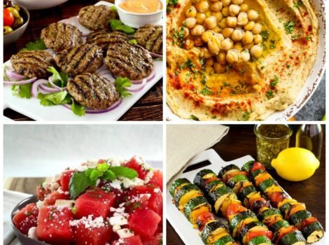 Labor Day Weekend Recipes
