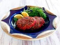 Rosh Hashanah - Vegetarian