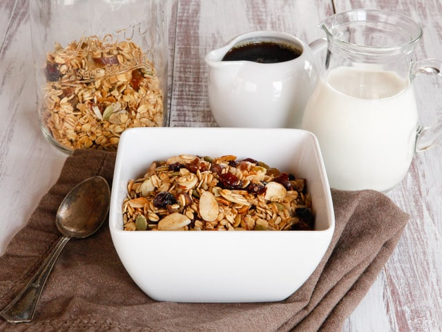 Maple Toasted Muesli