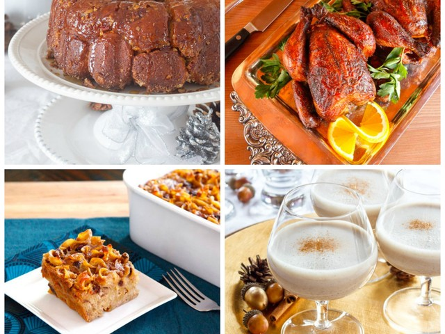 Winter Holiday Recipe Roundup