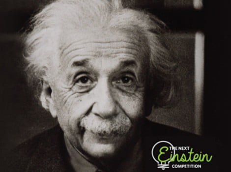 The Next Einstein Competition 2016 - Recognizing genius ideas with the potential to make the world a better place.