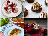 Passover Dessert Recipe Roundup - Dozens of sweet ideas for your Passover Seder meal on ToriAvey.com