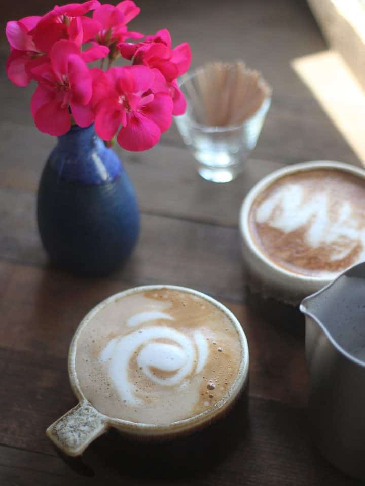 The Art of the Homemade Latte - Foam Latte Art