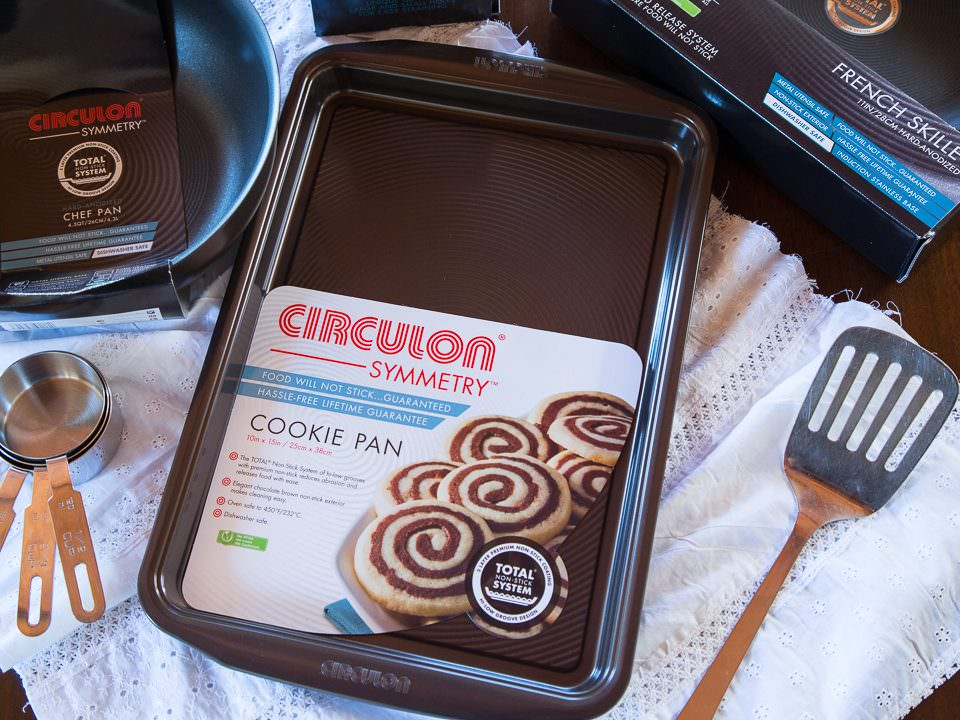 Circular Cookware Giveaway on ToriAvey.com! Circulon: Circles for Love. Circles for Life. #CirclesForLove #ad