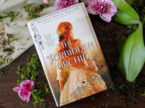 The Forbidden Orchid + A Q&A with the Author