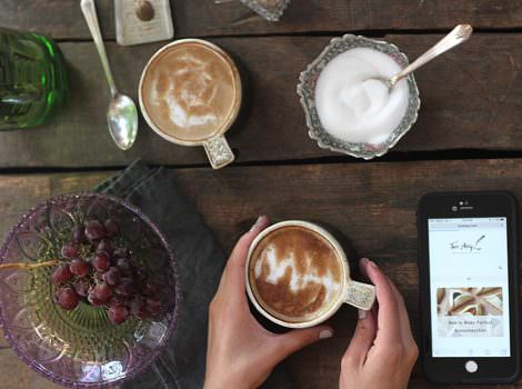 The Art of the Homemade Latte