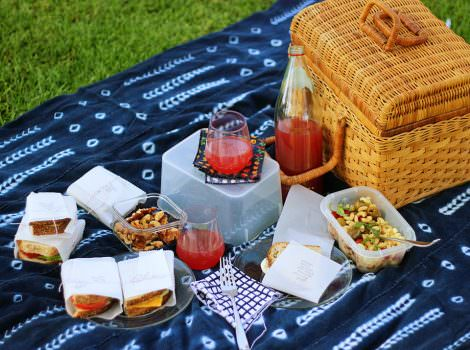Romantic Summer Picnic Date