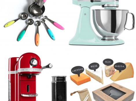 Holiday Gift Guide 2016: Kitchen Gifts