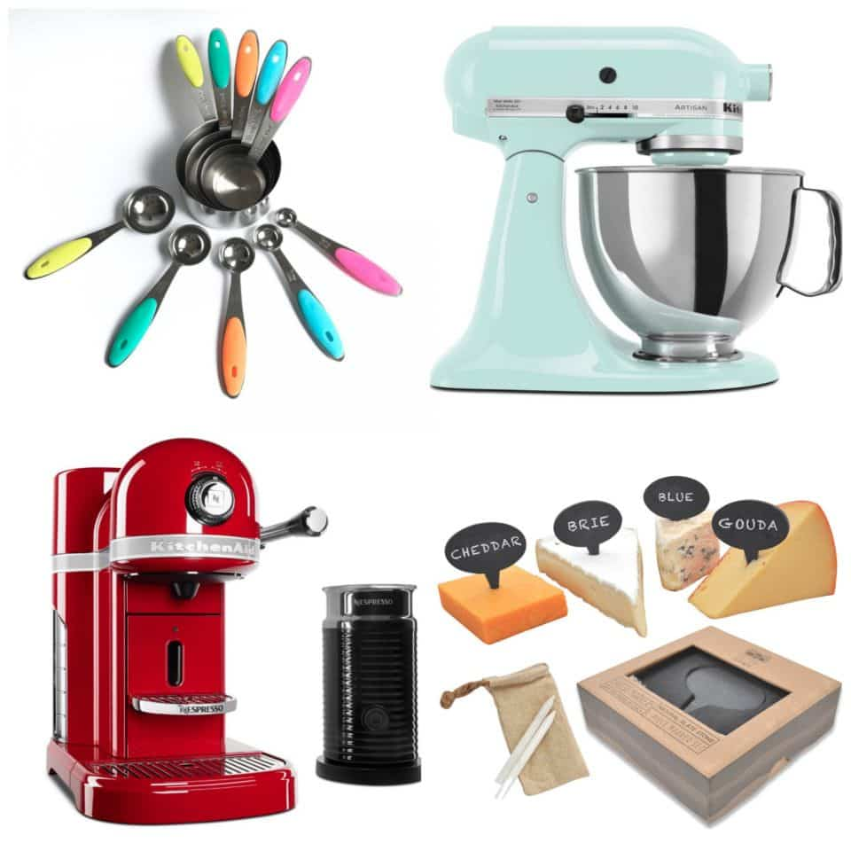 Holiday Gift Guide 2016 Kitchen: gifts for kitchen lovers