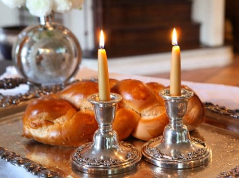 Shabbat Shalom – Spreading Light