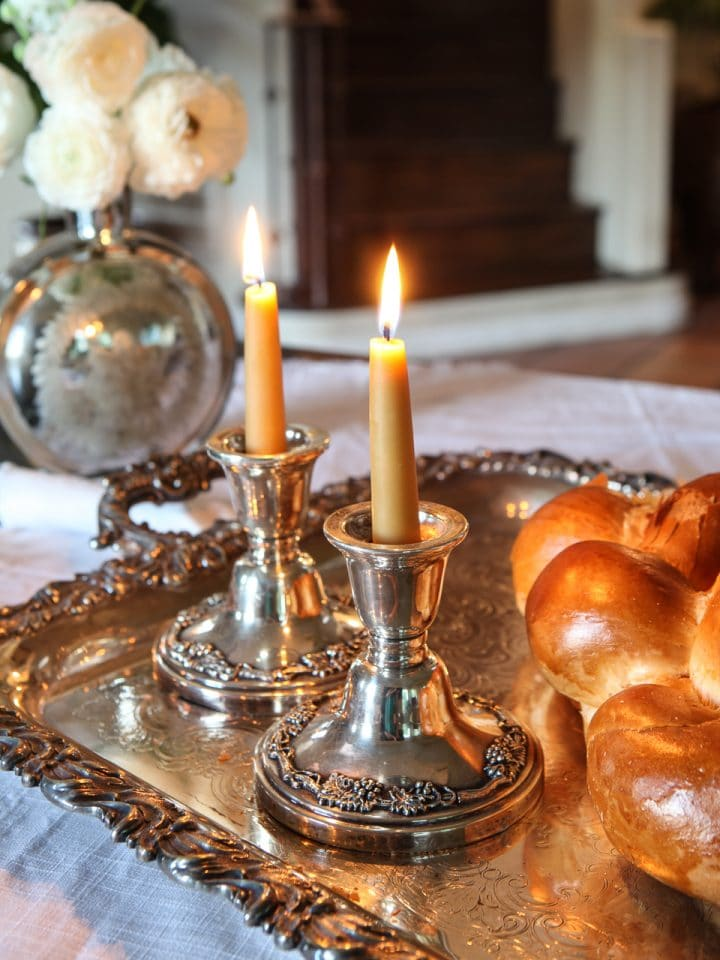 What Shabbat means to our family, and why we feel it is more important than ever that all people unite to light the Shabbat candles.