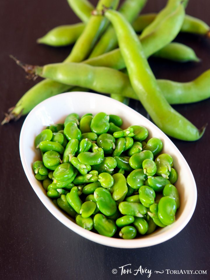 All About Fava Beans: How to Cook, Soak, Peel and Freeze - Learn how to cook all varieties of fava beans to prepare them for use in recipes. Includes storage and freezing techniques.