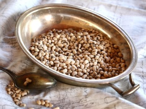 How to Cook and Freeze Dried Black Eyed Peas
