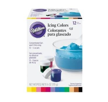 Wilton Gel Food Coloring – Kosher Certified