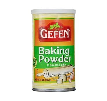 Kosher for Passover Baking Powder