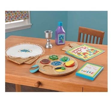Passover Seder Toy Play Set for Kids