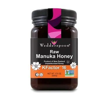 Raw Premium Manuka Honey – KFactor 16