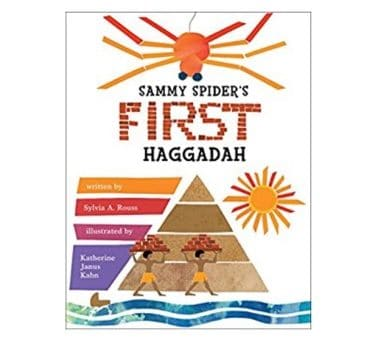 Sammy Spider's First Haggadah – Children's Book