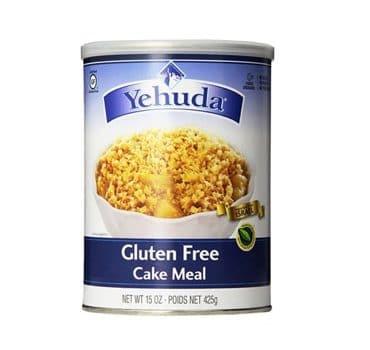 Yehuda Gluten Free Cake Meal, 15 Ounce
