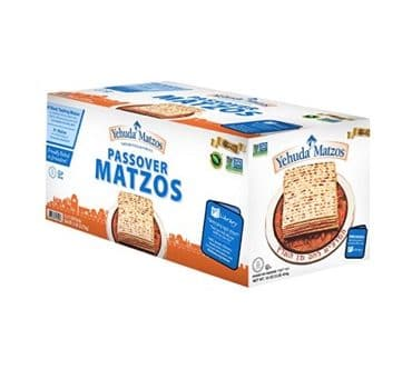 Yehuda Matzos from Israel – 5 lbs. Box