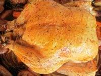 How to Truss a Chicken Pinterest Pin on ToriAvey.com