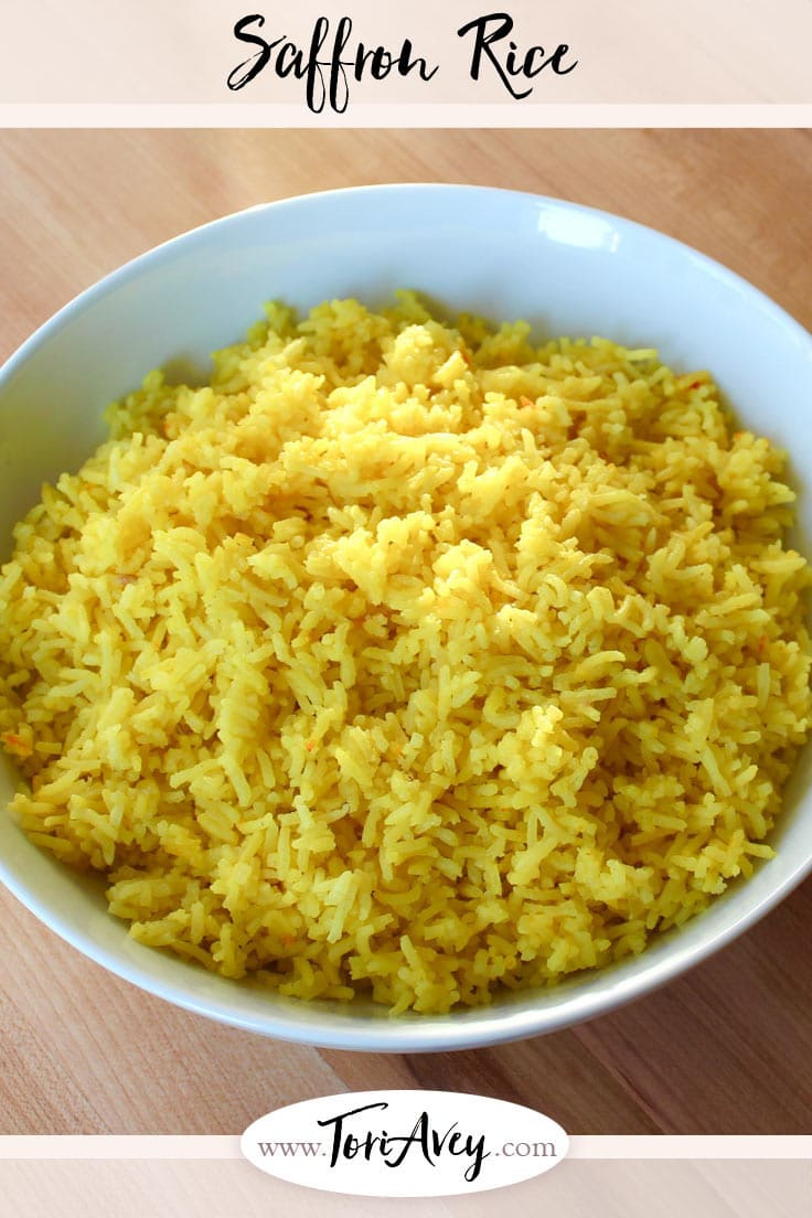 saffron rice a fragrant savory side dish