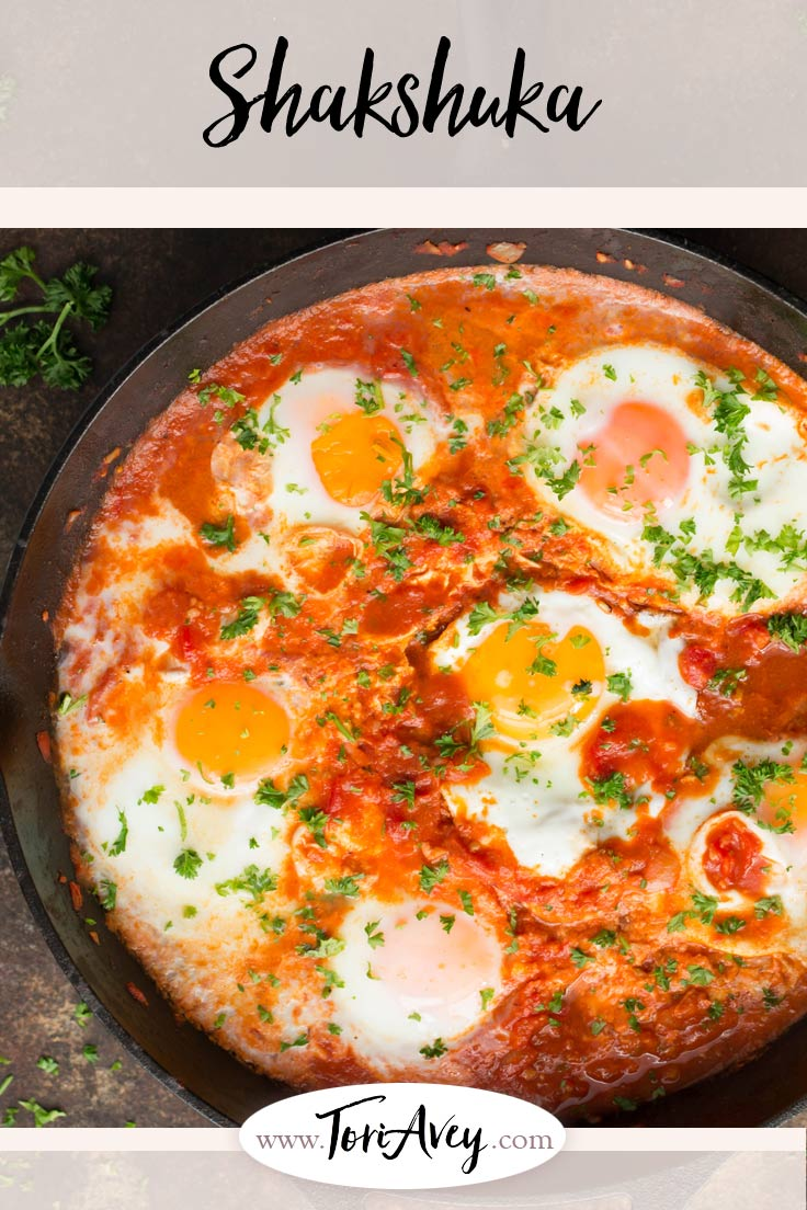 Shakshuka Recipe And Video Delicious Middle Eastern Egg Dish Vegetarian Gluten Free