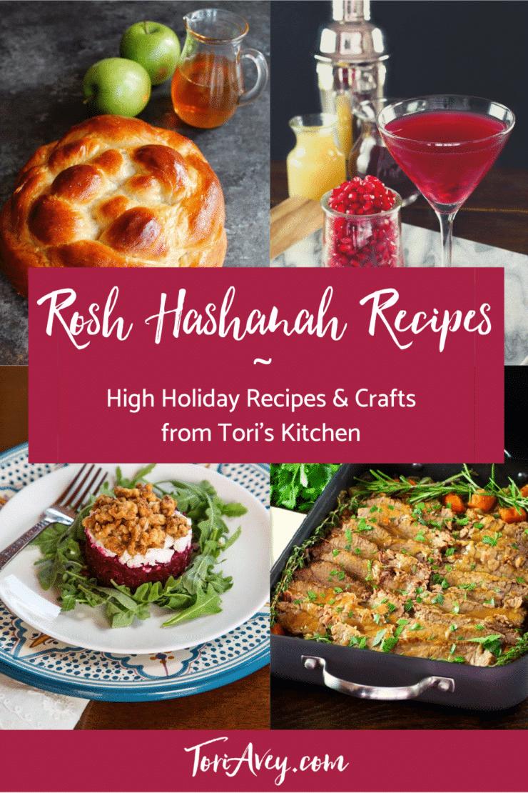 Rosh Hashanah Recipes - Delicious Jewish Holiday Recipes