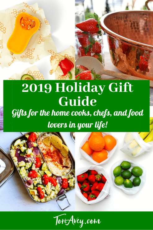 2019 Holiday Gift Guide on ToriAvey.com
