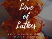 Cover of For Love of Latkes Hanukkah eBook