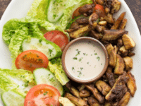 Chicken Shawarma Pinterest Pin