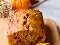 Pumpkin Spice Cake Pinterest Pin